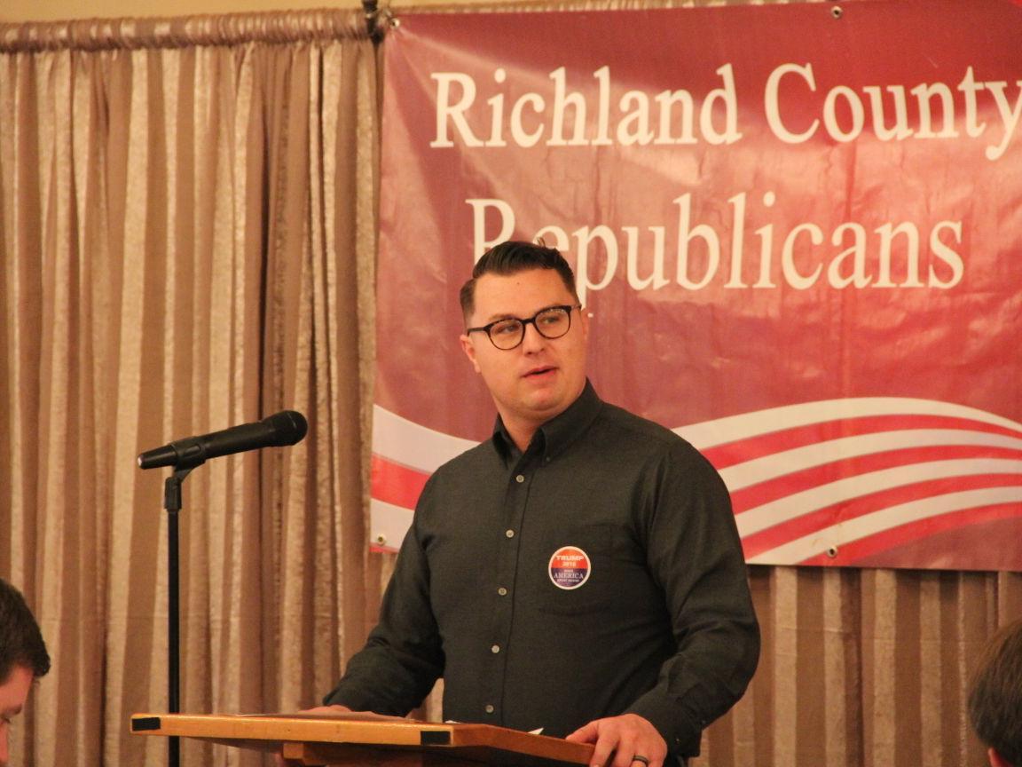 Trump, Cruz representatives campaign to Richland GOP