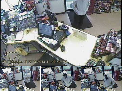 Galion police seek robbery suspect