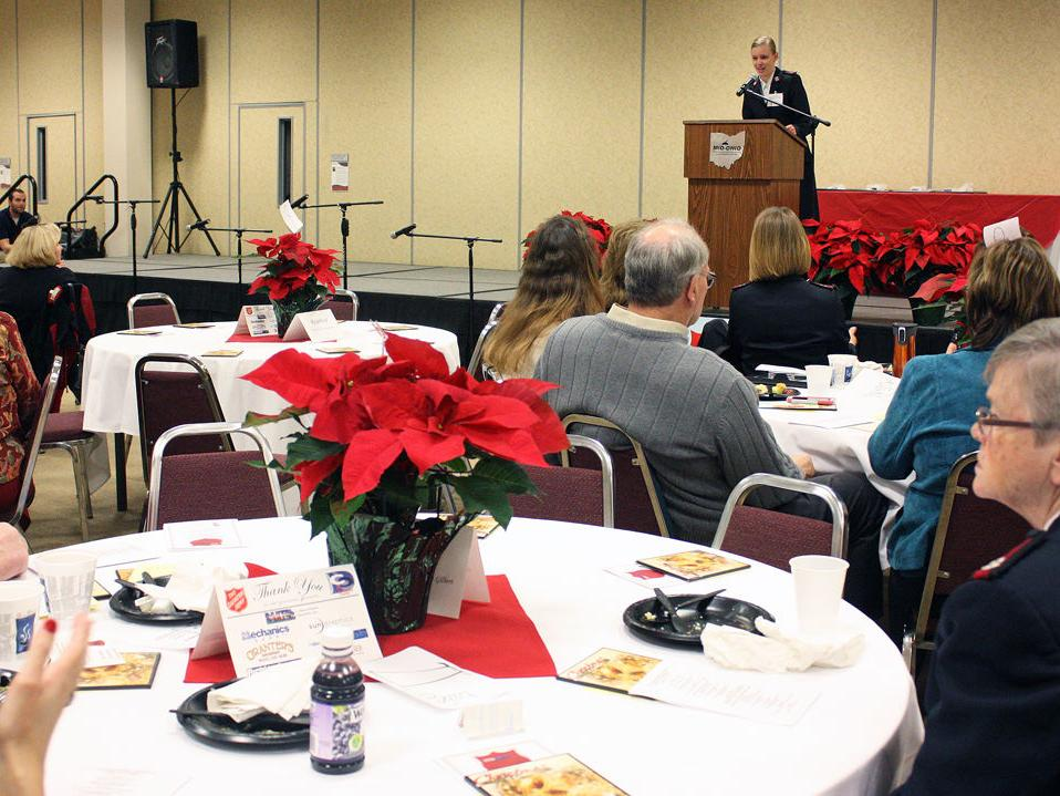Red Kettle Breakfast to boost Salvation Army