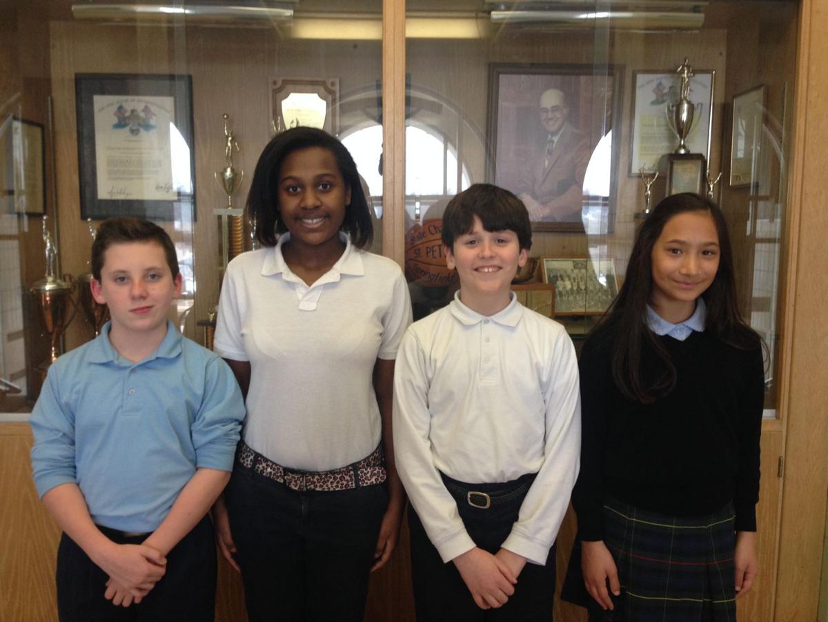 Middle School Academic Challenge winners named