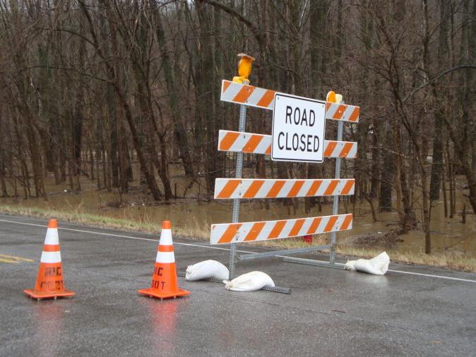 ODOT and Mansfield announce road closings, delays