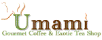 Umami Gourmet Coffee & Exotic Tea