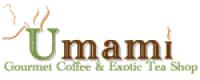 Umami Gourmet Coffee & Exotic Tea