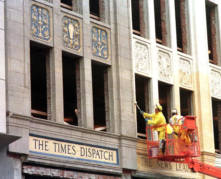 Richmond Times-Dispatch building, 1999