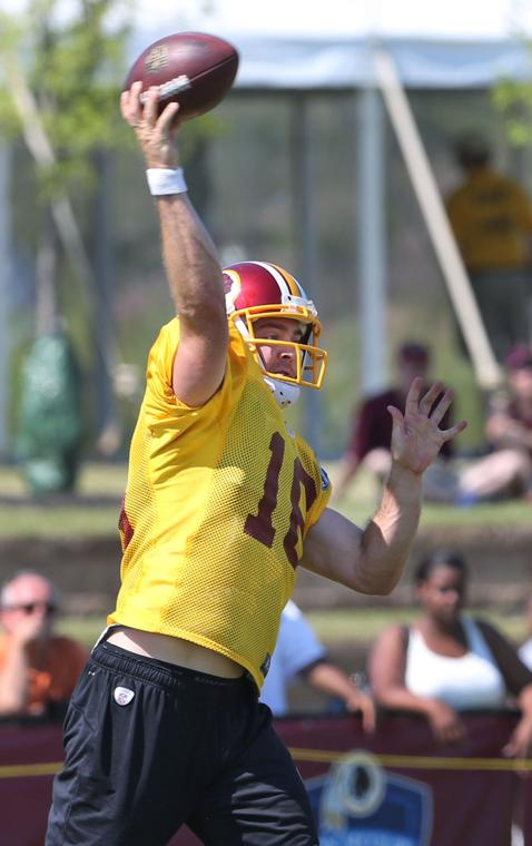 ... know Redskins QB Colt McCoy - Richmond Times-Dispatch: Redskins XTRA