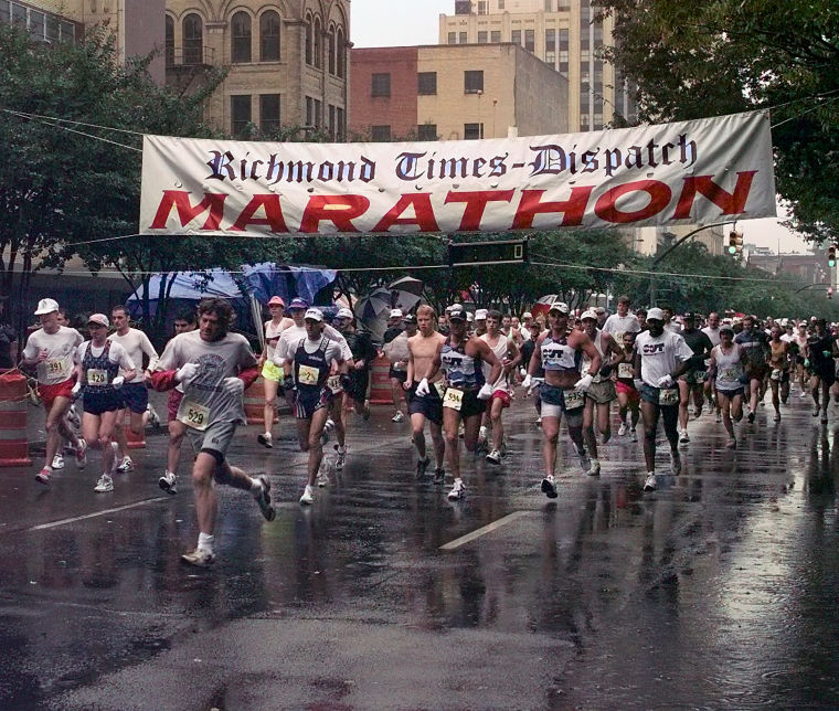 Richmond Times-Dispatch Marathon, 1997