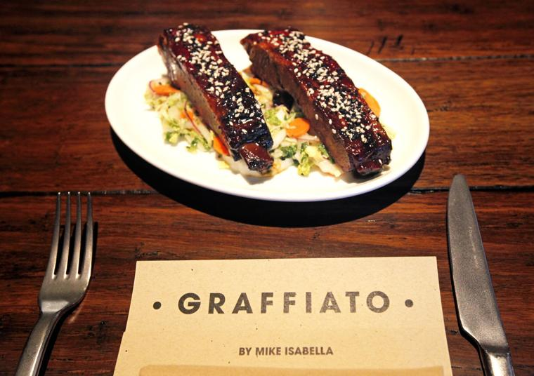 Dining out graffiato richmond times dispatch for Alexa cuisine catering