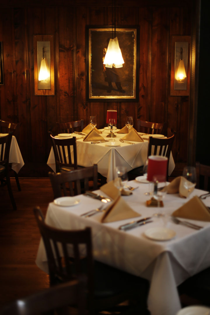 Dining out buckhead 39 s chop house restaurant reviews for Dining room 95 hai ba trung