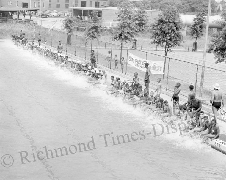 Richmond City Pools In The 50s Richmond Times Dispatch From The Archives