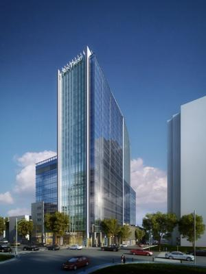 Suntrust To Anchor New 21 Story Office Tower Building To