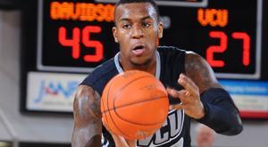 NCAA BASKETBALL:  MAR 05 VCU at Davidson