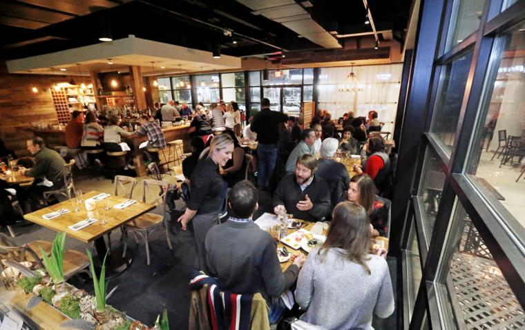 The richmond dining scene is on fire and this is why for Alexa cuisine catering