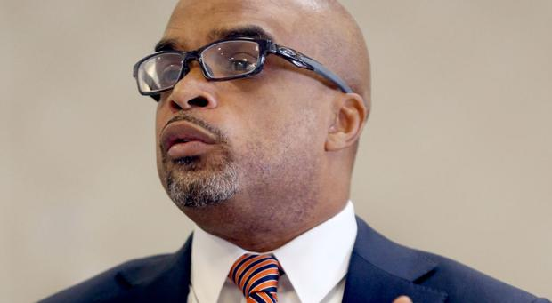"<p>Makola M. Abdullah said he'll work to ensure VSU embraces its role as ""Virginia's opportunity university.""</p>"