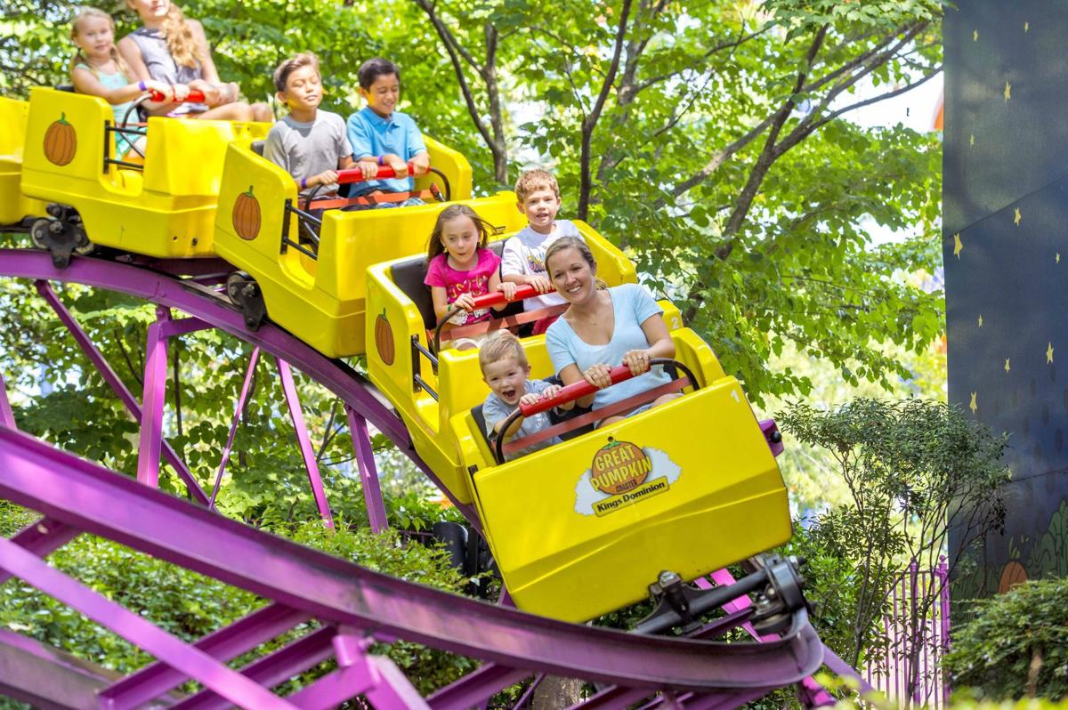 What 39 S New At Kings Dominion Busch Gardens Both Opening This Weekend Entertainment