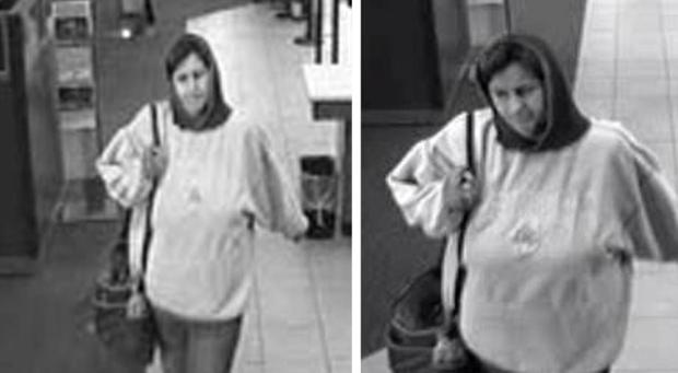 <p>Chesterfield County are looking for the woman who attempted to rob a Wells Fargo bank branch at 10831 Midlothian Turnpike.</p>
