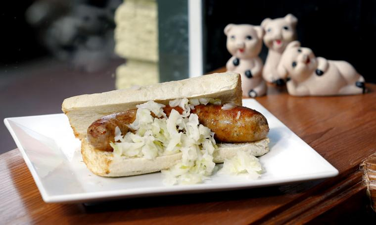 Photo gallery the cultured swine richmond times for Alexa cuisine catering