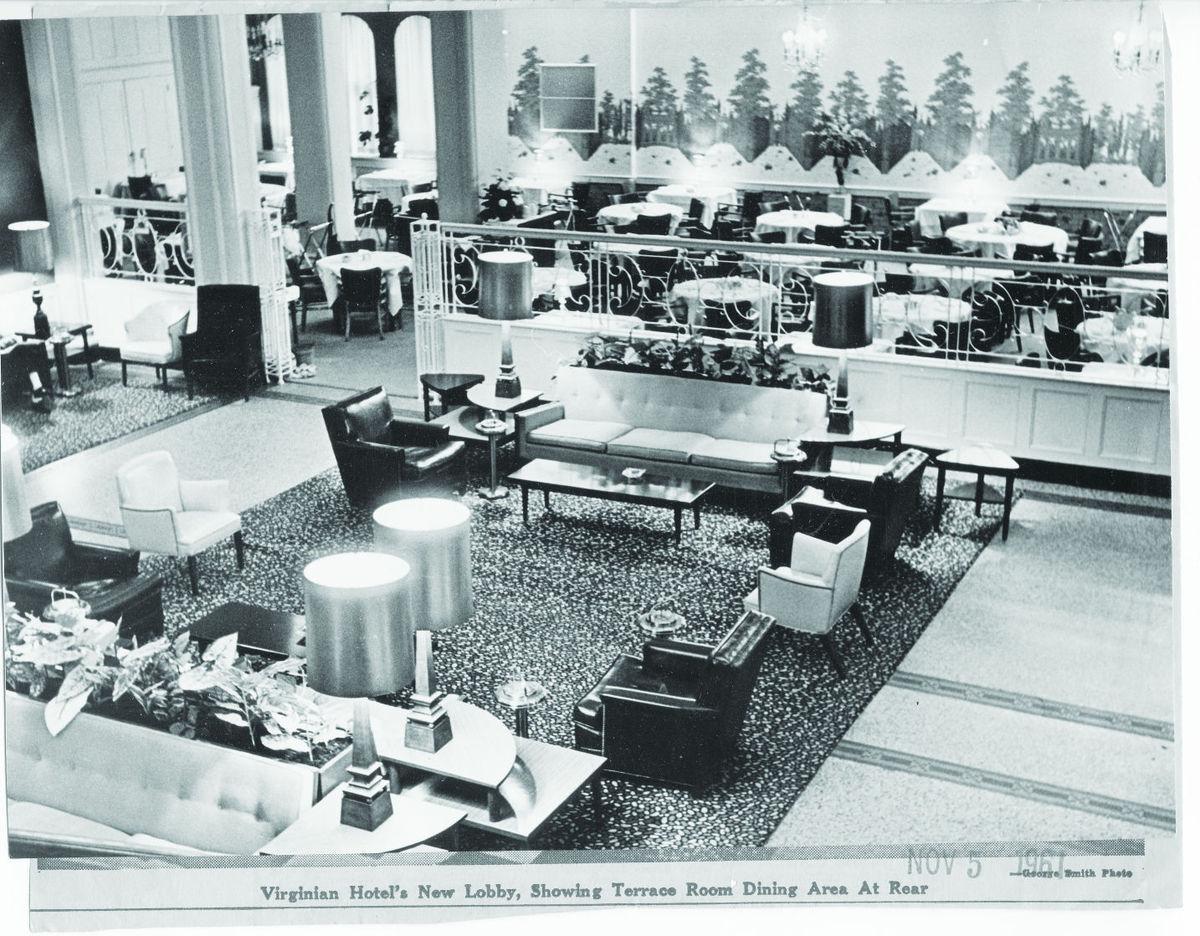 Photos  The Virginian Hotel In Lynchburg