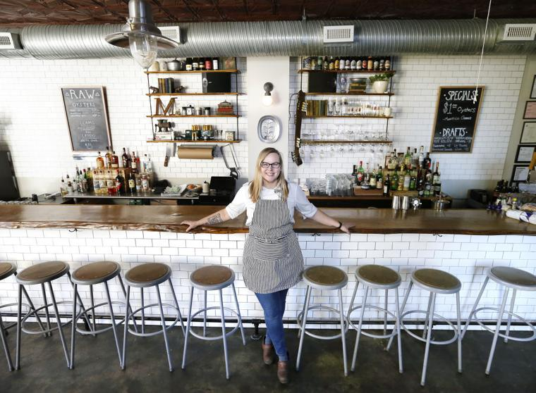 Photos usa today finds lots to love in richmond dining for Alexa cuisine catering