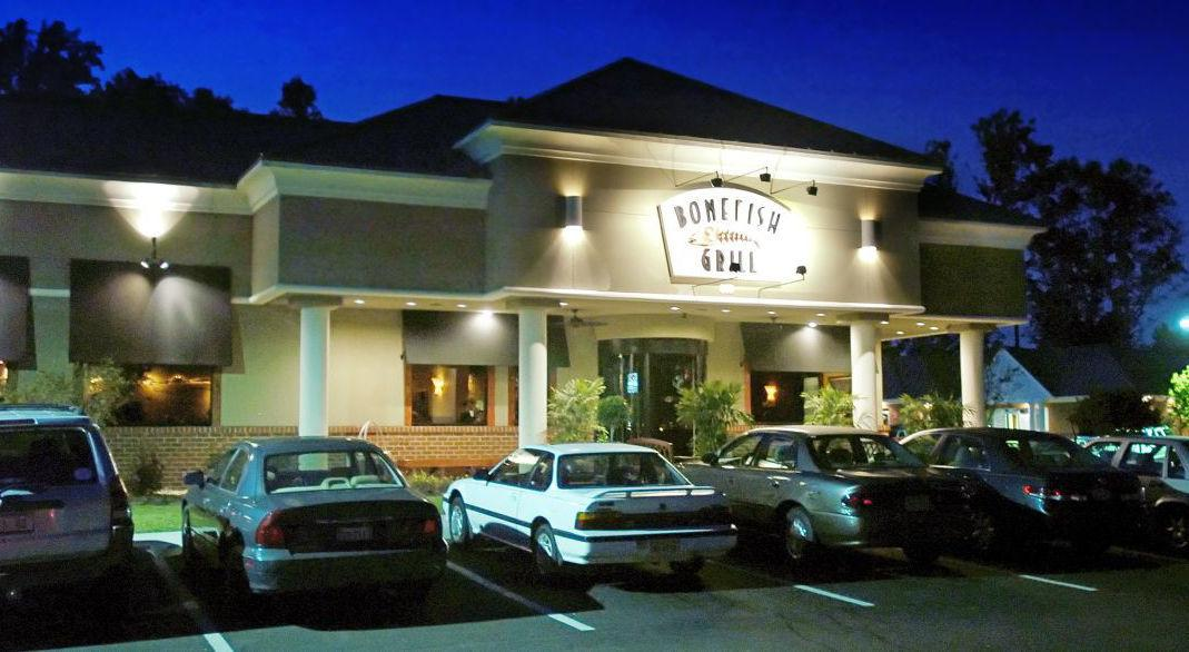 Bonefish grill closing 14 restaurant locations for Bone fish grill locations