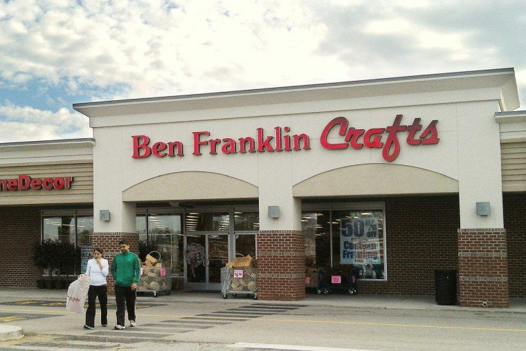 Lunch Truck For Sale >> Local Ben Franklin stores to become A.C. Moore locations ...