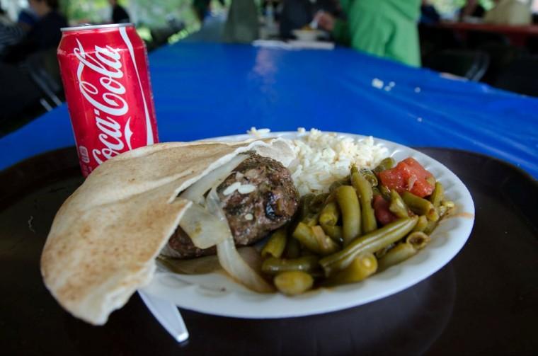 Photos armenian food festival richmond times dispatch for Armenian cuisine book