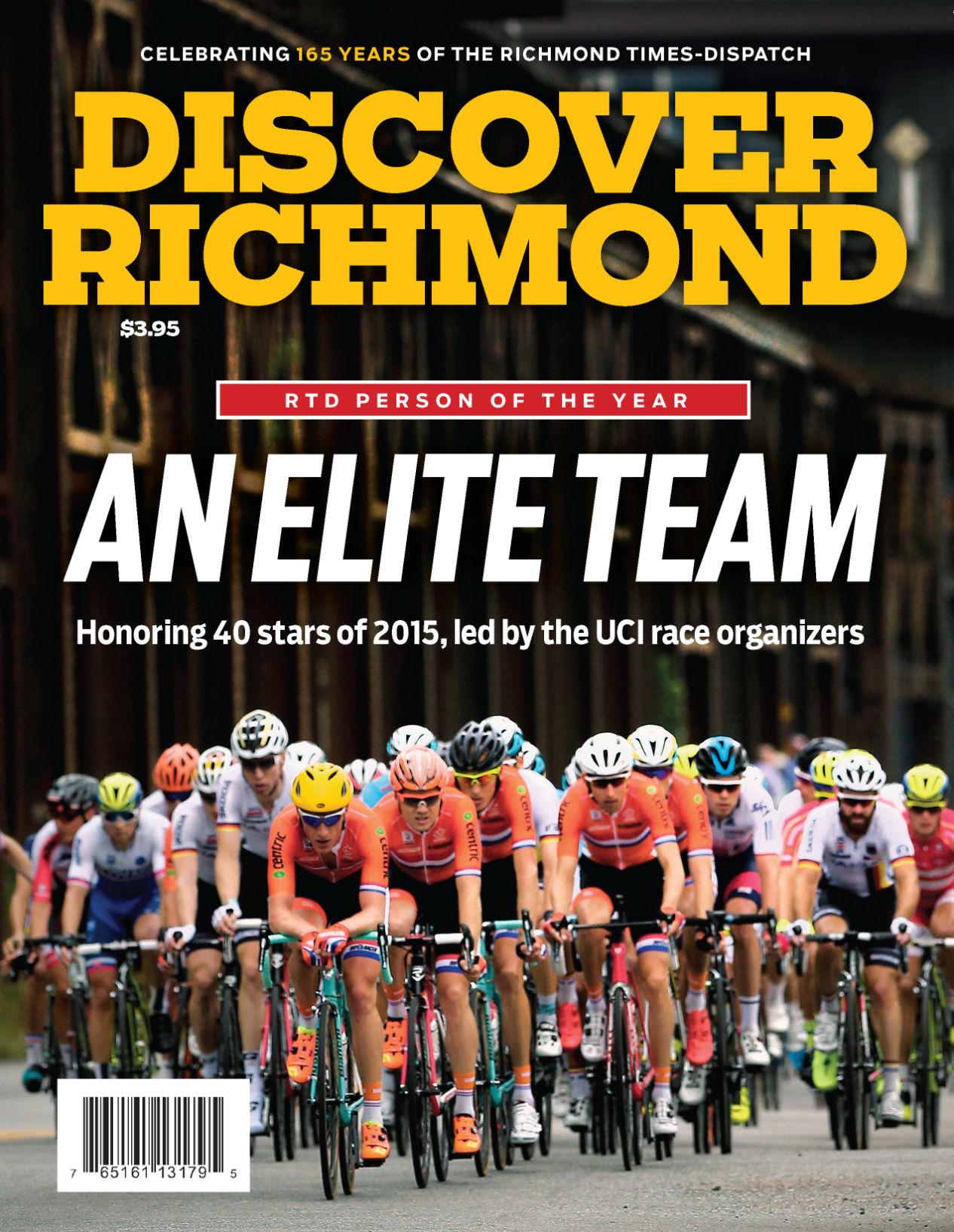 Discover Richmond: The Annual Guide