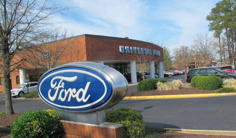 Ford dealerships richmond va broad street for Department of motor vehicles richmond va