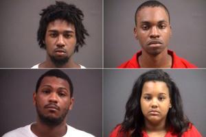 McDonald's robbery suspects