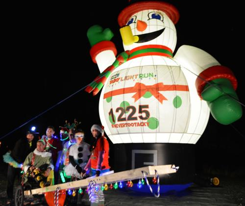 Registration for CarMax Tacky Light Run now open for $25