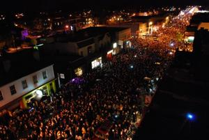 Carytown New Year's Eve 2012