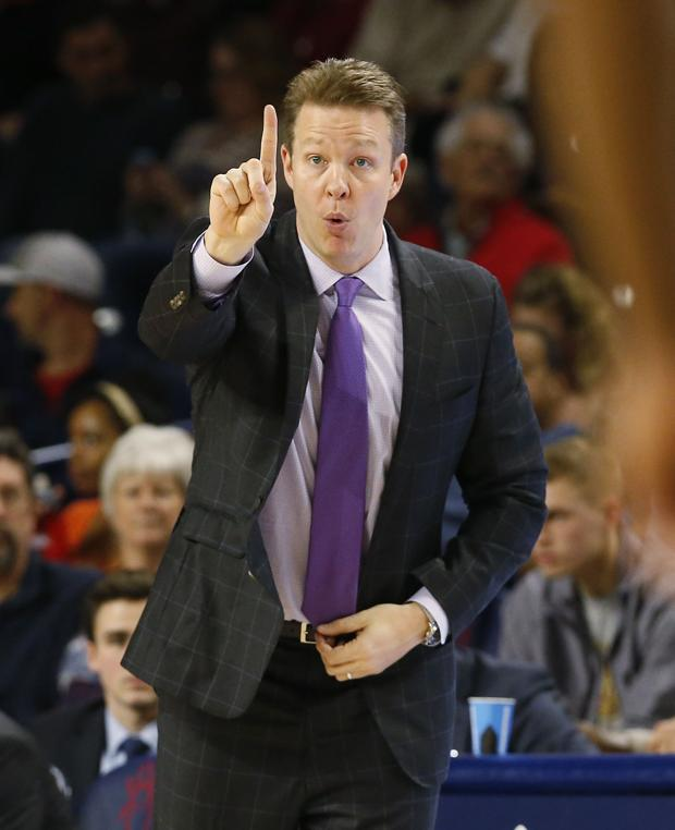 """<p>University of Richmond coach Chris Mooney: """"No matter how you do it, you have to be a good defensive team.""""</p>"""