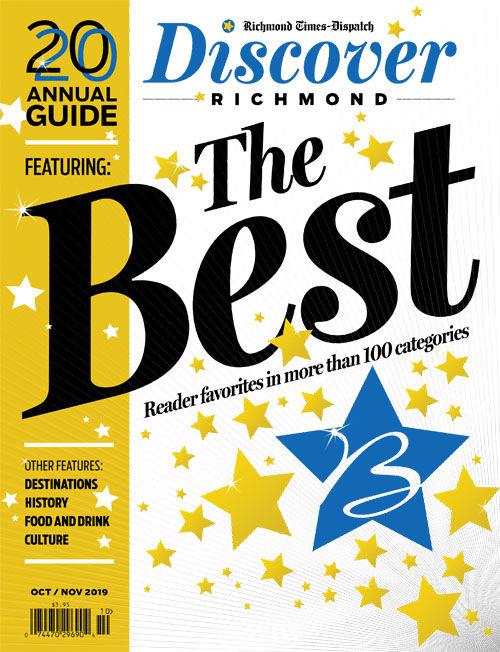 Discover Richmond - August September 2019 Edition