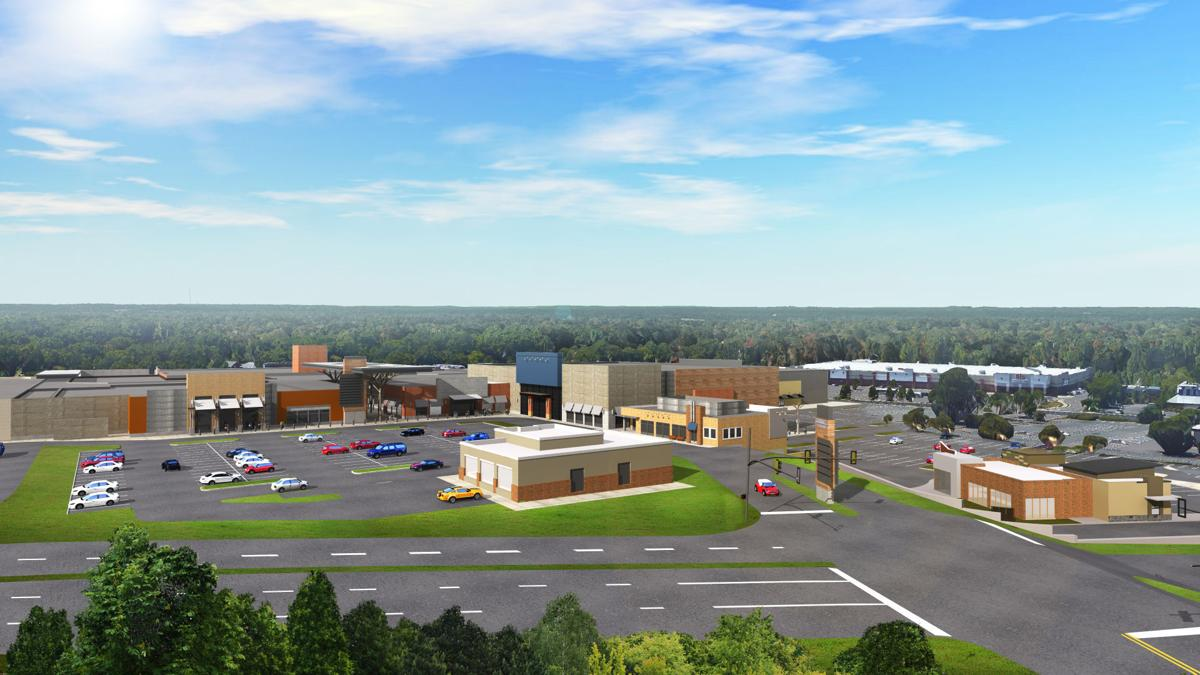 Regency square mall site redevelopment plans submitted for International decor outlet regency square mall