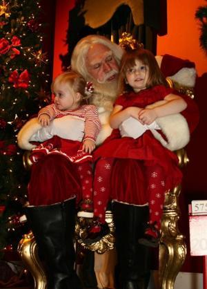 Legendary Santa at CMOR