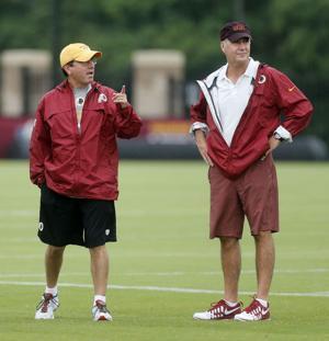 Washington Redskins: Daniel Snyder and Bruce Allen