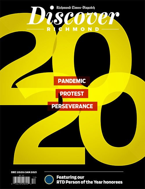 Discover Richmond - December 2020 Edition