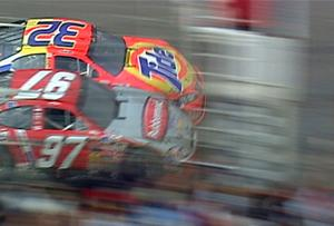 NASCAR Darlingotn Finish Auto Racing