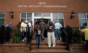 Hundreds flock to social security office after richmond - Local social security administration office ...