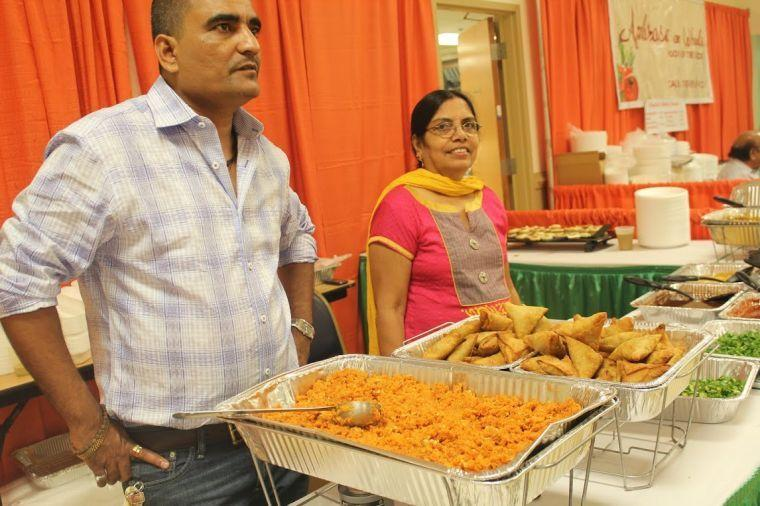 Taste of india this weekend richmond times dispatch events for Ajuba indian cuisine ashland va