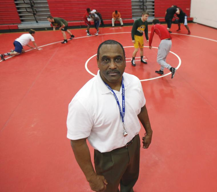Middle School Hal Monthly News: Matoaca Wrestling Coach Hal Miles Draws From Wealth Of