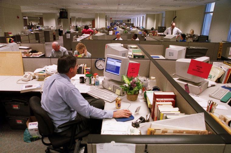 Richmond Times-Dispatch offices, 2000