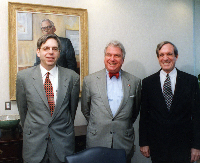 Silvestri named publisher, 2004