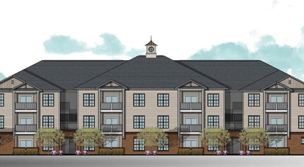 <p>Construction on The Village at Westlake is expected to be completed by February 2018. The 252-unit complex will be at 6508 Jahnke Road.</p>