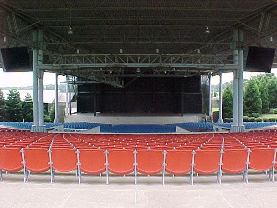 The Return Of The Classic Amphitheater Richmond Com Music