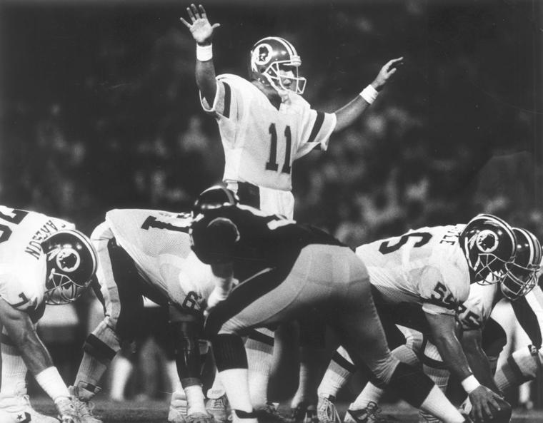 steelers vs. redskins 1991, mark rypien vs Steelers
