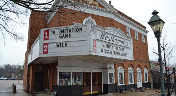<p>Regal Westhampton Cinemas on Grove Avenue, January 26, 2015.</p>