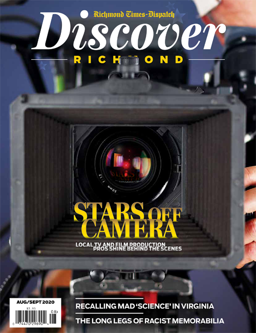 Discover Richmond - August 2020 Edition