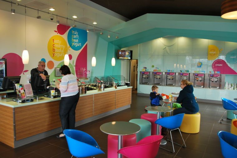 TCBY Back, Enters RVA Fro-Yo Wars - Richmond.com: Food And Drink