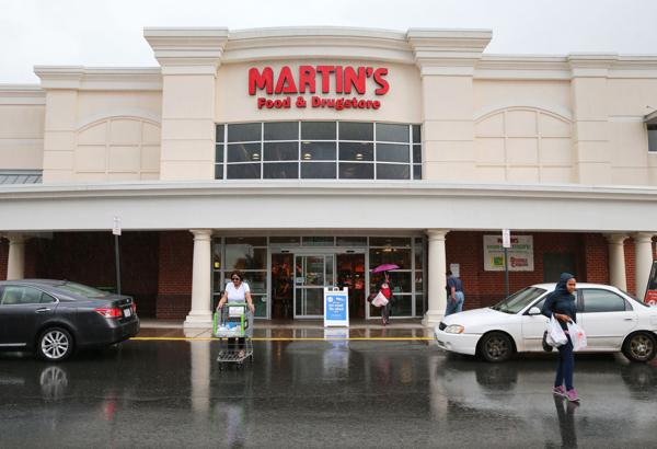 <p>Three Martin's Food Markets in Henrico County — the stores at 4591 S. Laburnum Ave. (above), 10250 Staples Mill Road and 2250 John Rolfe Parkway — are set to close Nov. 28 or later. They are among 10 being sold to Publix Super Markets.</p>