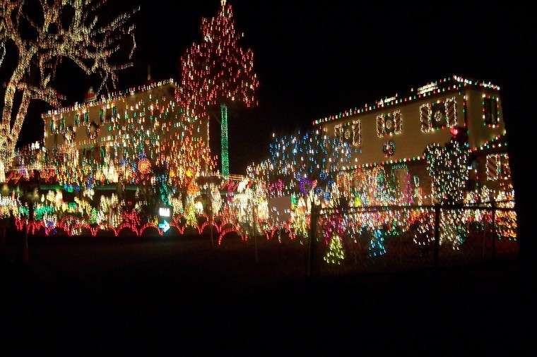 Christmas Lights In Richmond Va